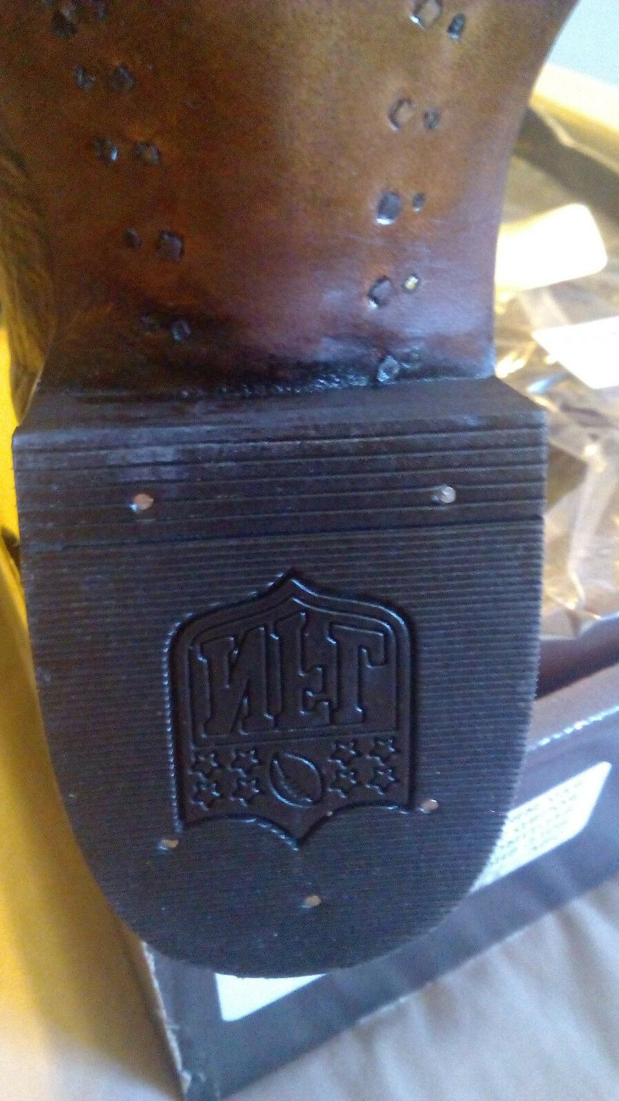 NFL Western Leather Size FREE SHIP