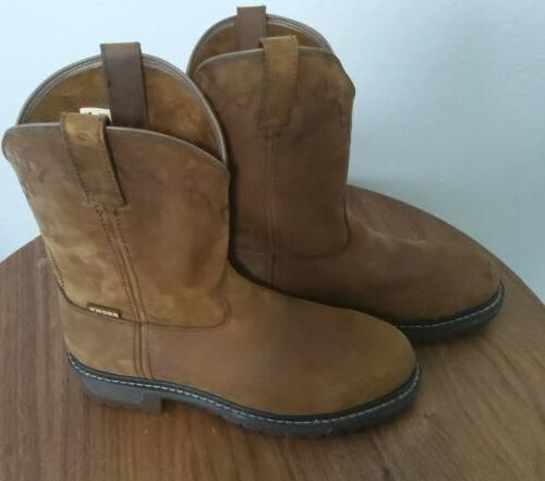original ride roper western boot 11 5w
