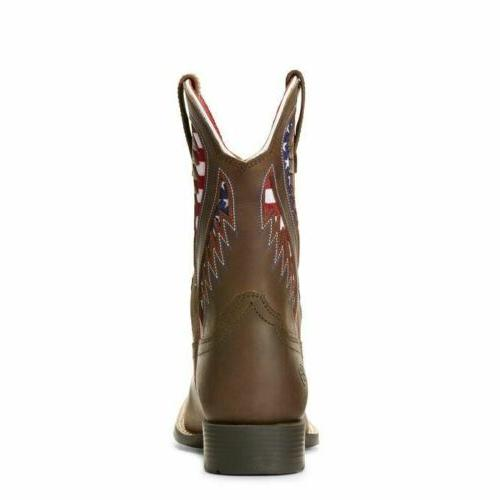 ARIAT QUICKDRAW BOOT KIDS BOYS 10027304