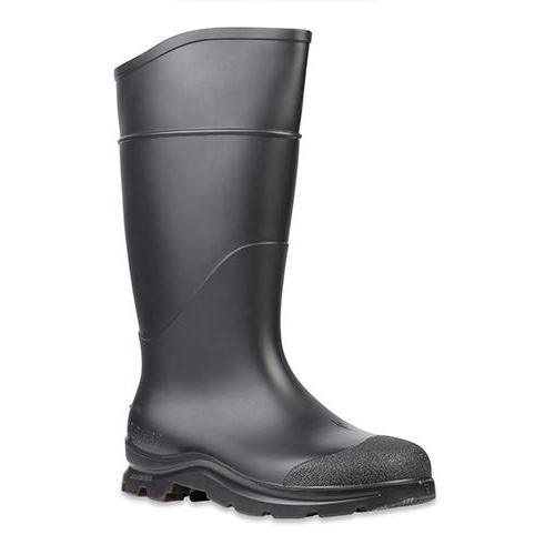 CLC Custom Leathercraft Rain Wear R23010 The Sock PVC Men's Rain Boot, Size