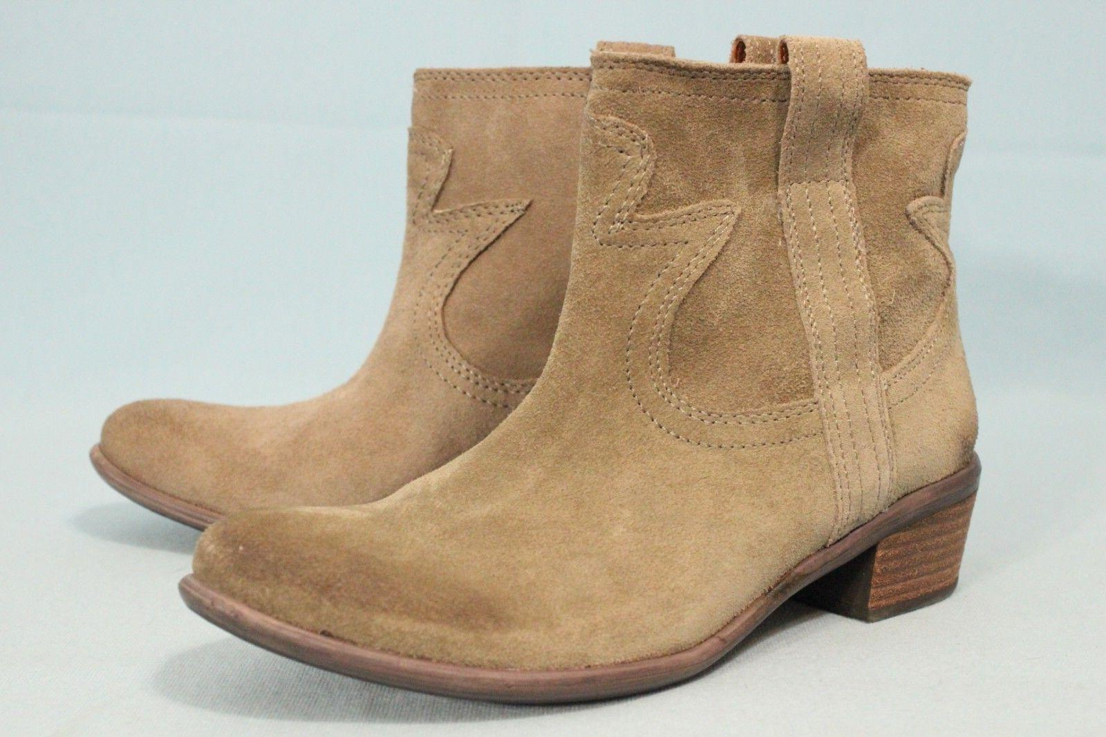 Lucky Brand TERRA Ankle Brindle Tan