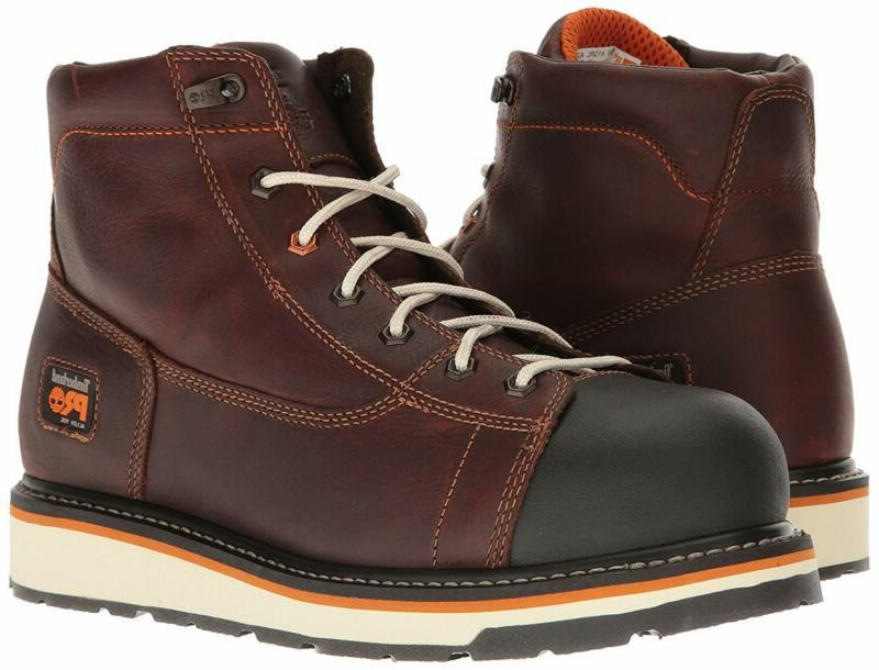 """Timberland Pro Men'S 6"""" Alloy Eh Industrial"""