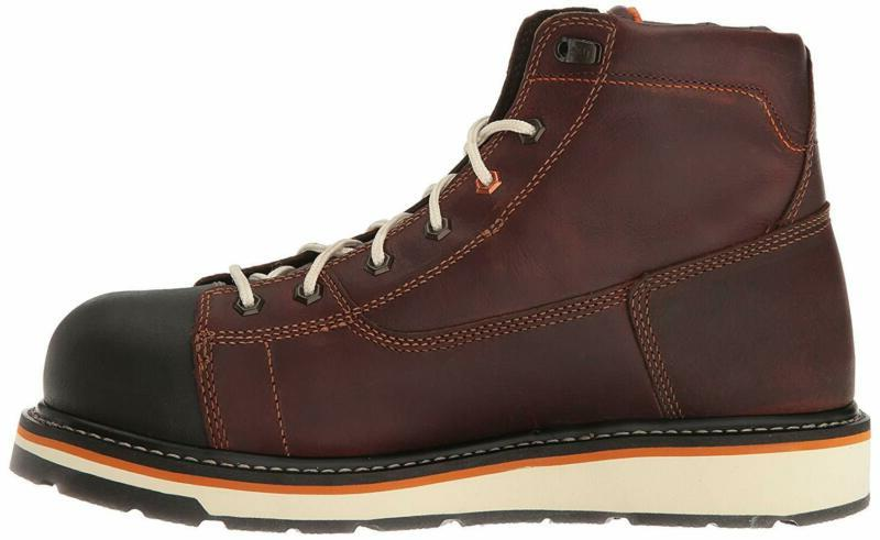 """Timberland Pro Men'S 6"""" Alloy Toe Industrial Construction"""