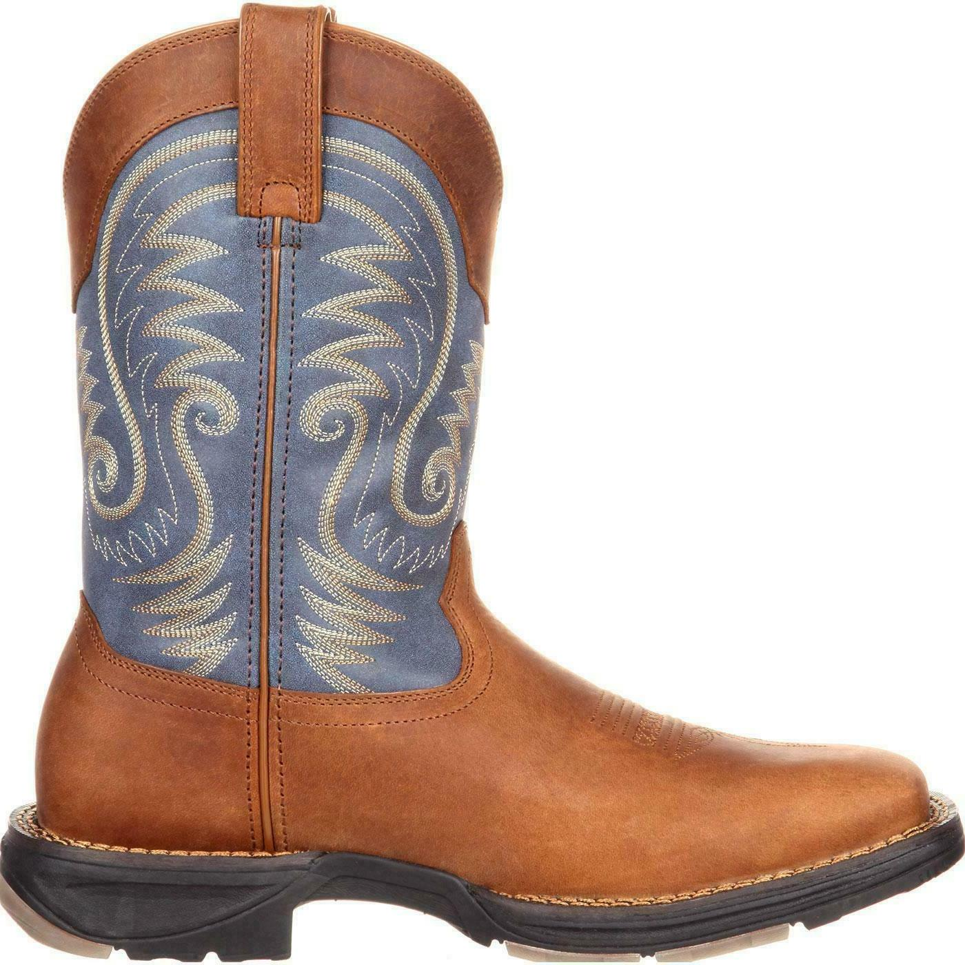 "DURANGO ULTRALITE 11"" WESTERN MEN'S BOOTS DDB0108 ALL - NEW"