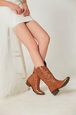 US SheSole Womens Cowboy Boots Cowgirl Size