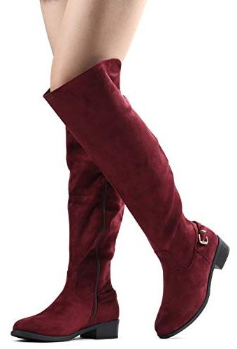 w8 knee boots