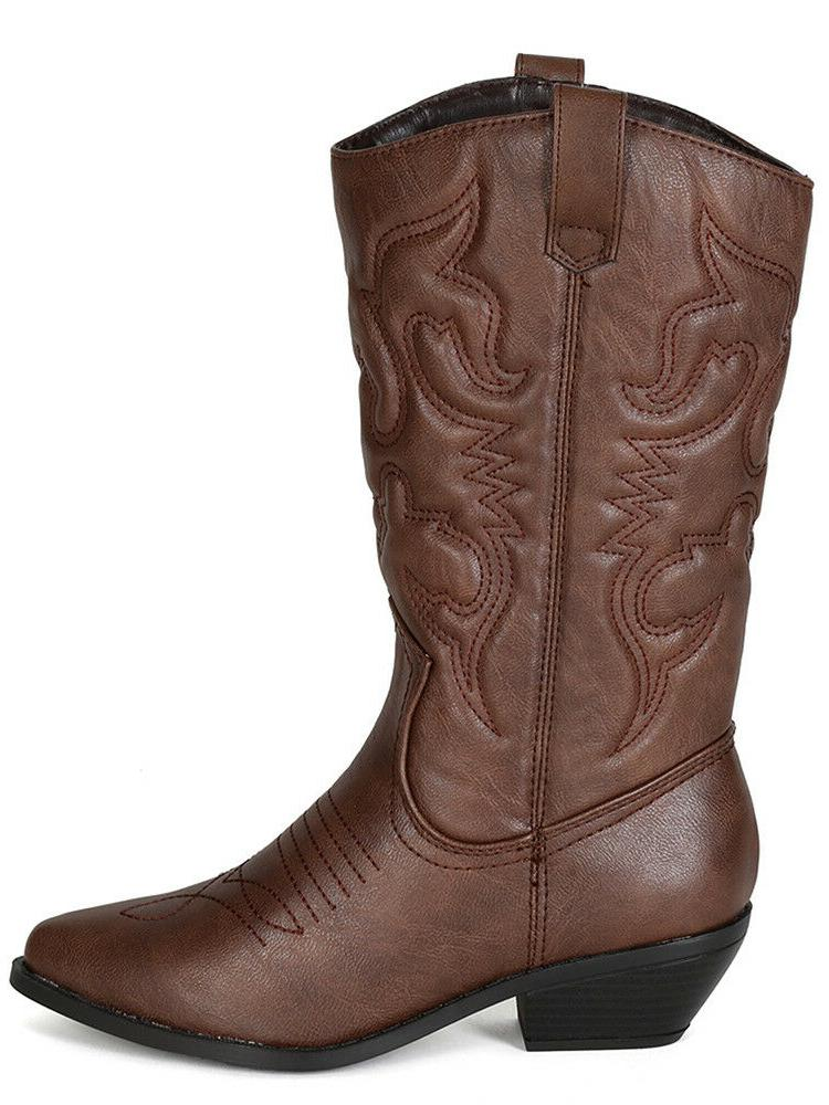 Western Stitched Boots RENO