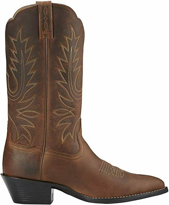 Ariat Round Cowgirl Boots