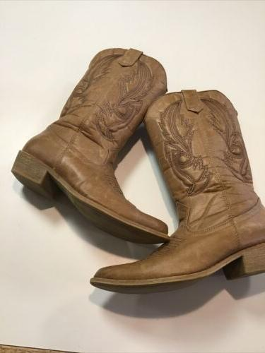 """Women's Coconuts """"Gaucho"""" Western Boots Size"""