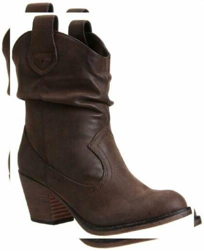 women s sheriff saloon western boot