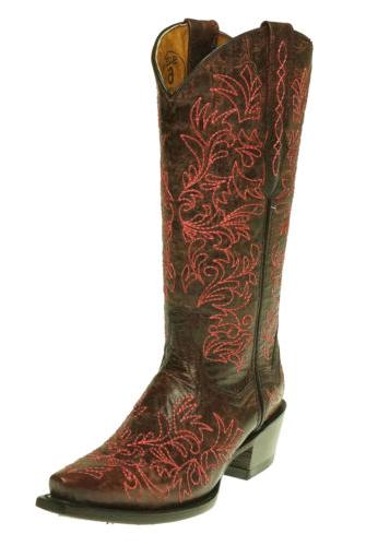 women s snip toe embroidered vivid boots