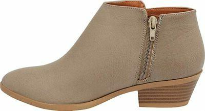 Cambridge Select Women's Chunky Stacked Grey Size