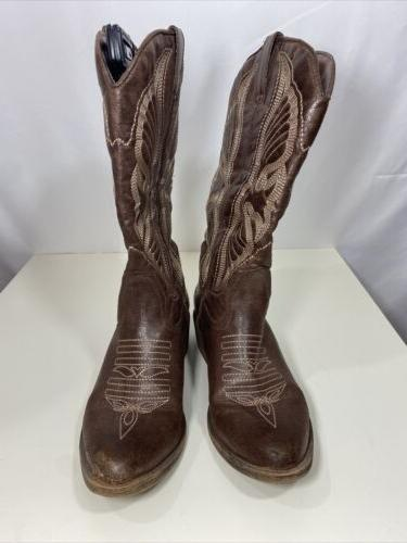 Brown Boots Size