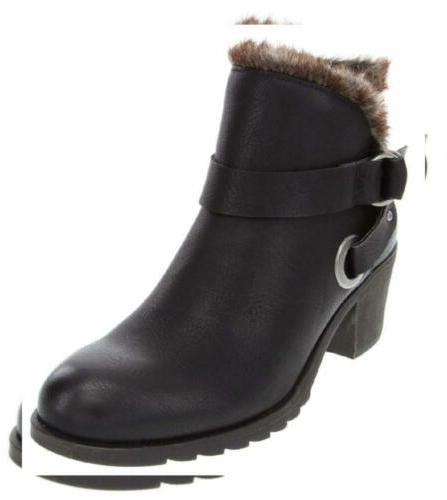 womens highland warm lined bootie