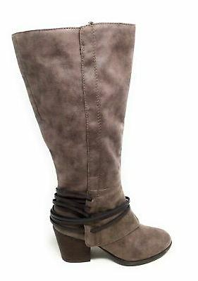 womens lexis wc knee high western boots