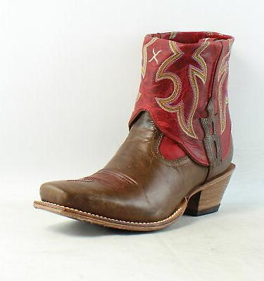 Twisted X Womens Out Western Ankle