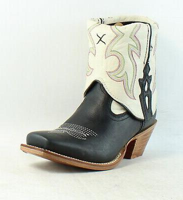 Twisted X Womens Western Ankle Boots