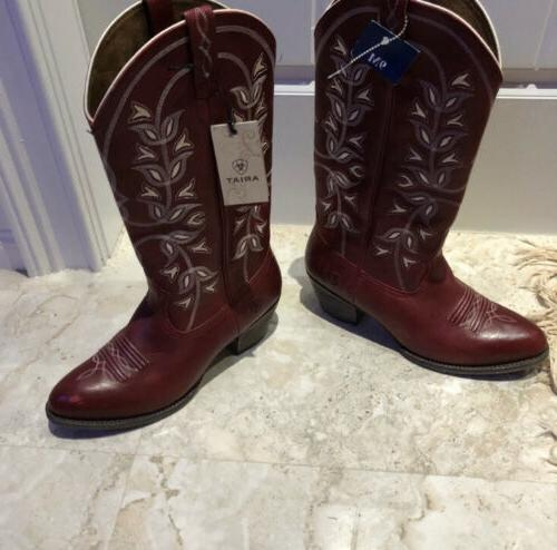 Ariat Boots Size