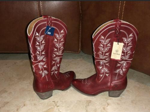 womens western boots size 9