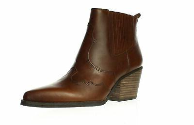 womens winona brown cowboy western boots size