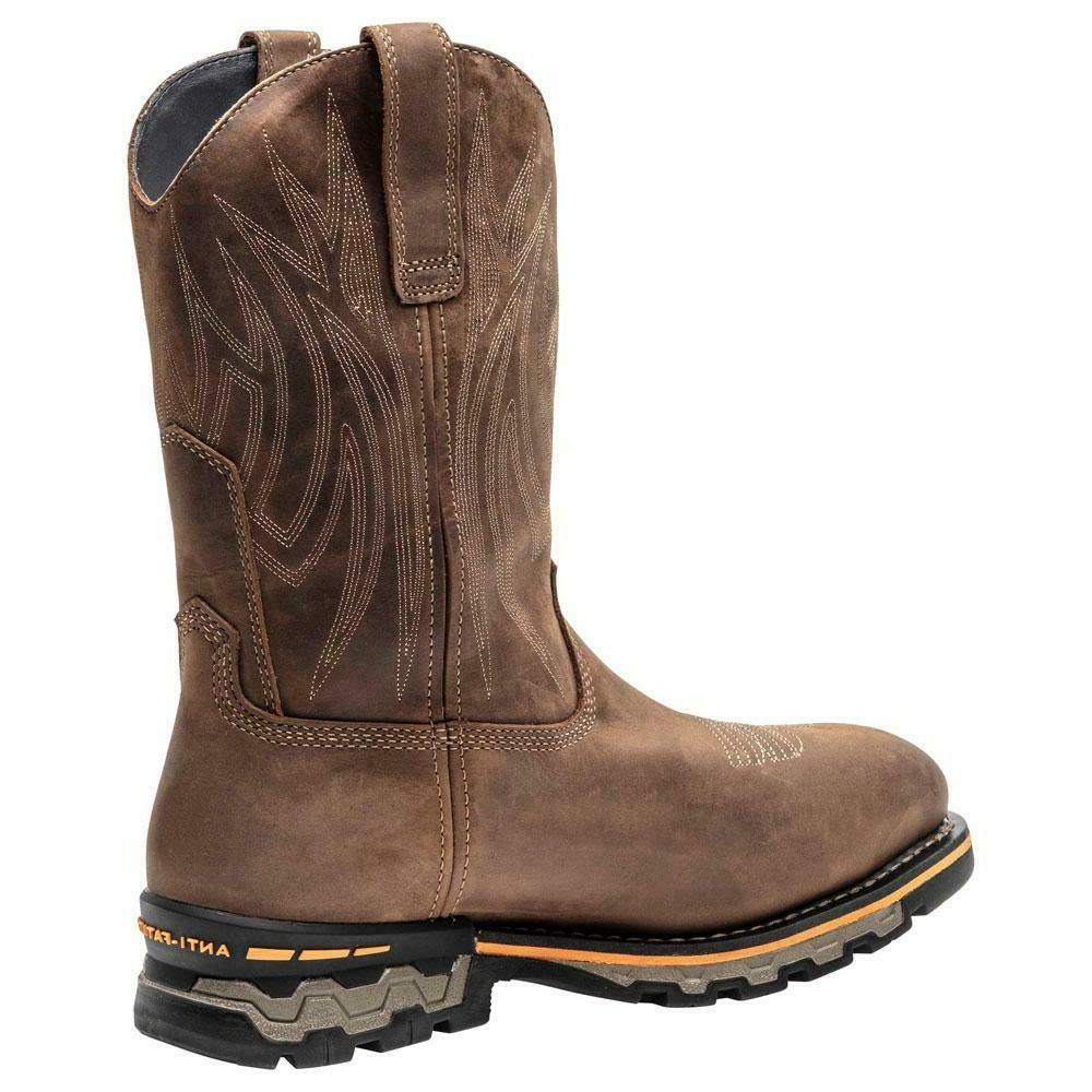 Timberland AG Boss Pull Western Boots