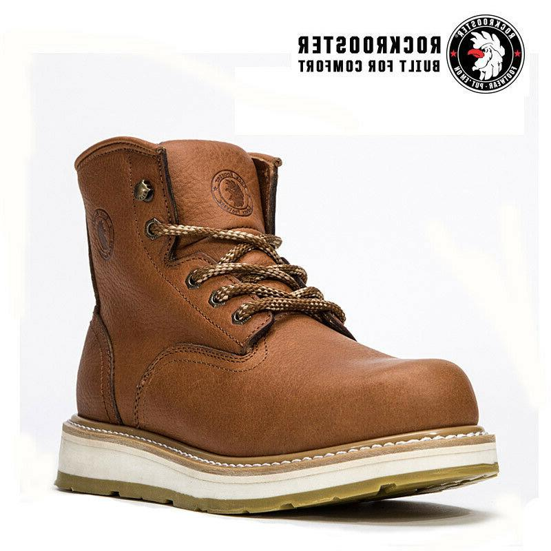 ROCKROOSTER Boots for Resistant