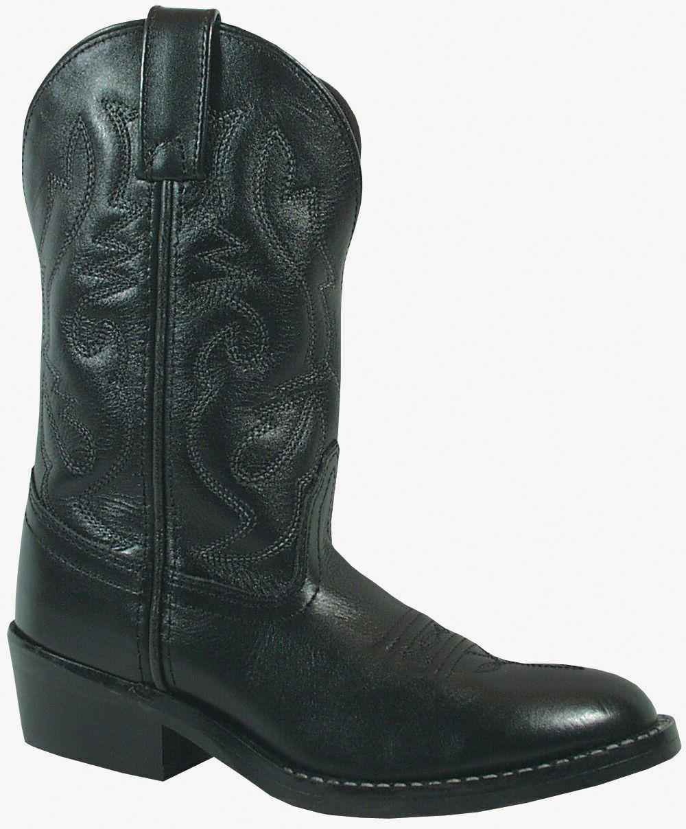 youth boys denver western boot round toe
