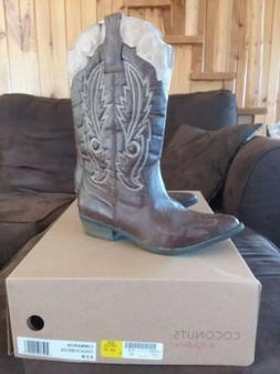 Coconuts by matisse ladies cowboy boots