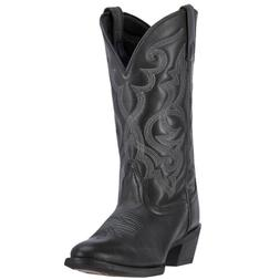 Laredo Womens Maddie Western Cowboy Boots Embroidery Leather