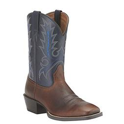 Men's Ariat 'Sport Outfitter' Leather Cowboy Boot, Size 7 M