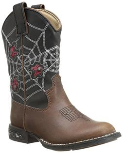 light up spiders western boot toddler little