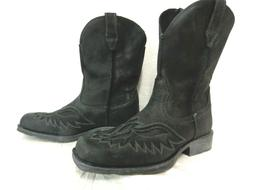 "Ariat Men's~11"" Rambler Renegade Bast Black Boot~10019877~Wa"