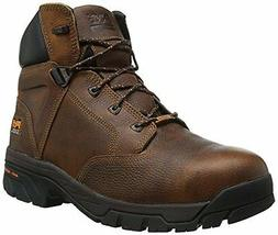 Timberland PRO Men's 6 Inches Helix Safety Boot,Brown,10 M U