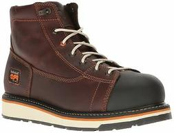 """Timberland PRO Men's Gridworks 6"""" Alloy Toe Eh Industrial &"""