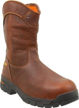Timberland PRO Men's Helix Wellington Waterproof Steel Toe W