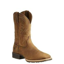 men s hybrid rancher western boot