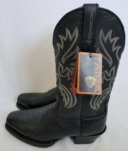 Ariat Men's Legend Black Sport Western Square Toe Cowboy Boo