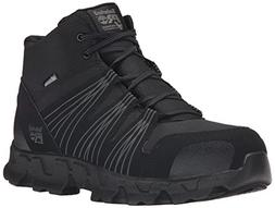 Timberland PRO Men's Powertrain Mid Alloy Toe ESD Industrial