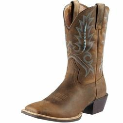 MEN'S ARIAT SPORT OUTFITTER WESTERN BOOTS 10011801