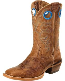 MEN'S ARIAT SQUARE TOE CROSSFIRE WESTERN BOOTS 10019960