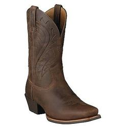 Ariat Mens Legend Phoenix Square Toe Cowboy Boot Toasty Brow
