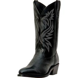 Laredo Mens London Distressed Western Cowboy Boots Imported