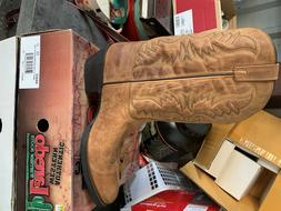 laredo mens western boots size 13-d
