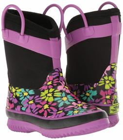 NEW GIRLS WESTERN CHIEF NEOPRENE SNOW RAINBOOTS DAISY SHOWER