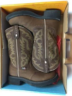 NEW Justin Women's Boots 6 B Gypsy Collection L9909 Aged Bar