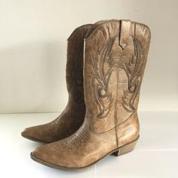 New Coconuts by Matisse Women's Gaucho Cow Boy Cow Girl Boot