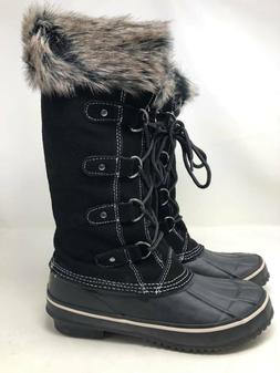 NEW! Western Chief Women's Yukon Boots Black #845147 28S3