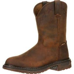 Rocky Original Ride Roper Western Boot