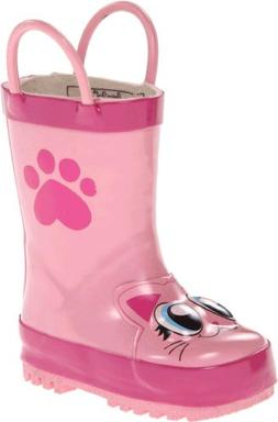 Toddler Girl's Western Chief 'Wings' Rain Boot, Size 12 M -