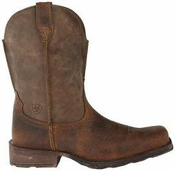 Ariat Rambler Boot - Men's Earth/Brown Bomber, 10.0